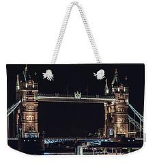 Tower Bridge 4 Weekender Tote Bag