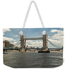 Tower Bridge A Weekender Tote Bag