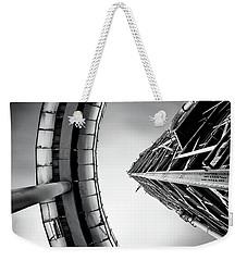 Tower Weekender Tote Bag by Jorge Maia