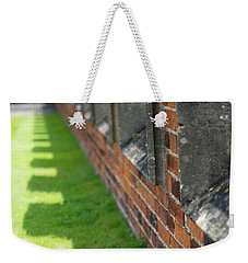 Tower  Weekender Tote Bag by Lora Lee Chapman