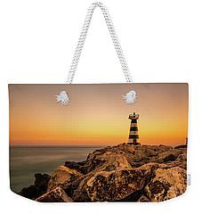 Tower Of Light Weekender Tote Bag