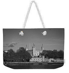 Tower Of London Riverside Weekender Tote Bag by Gary Eason