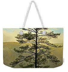 Towering Pine Weekender Tote Bag