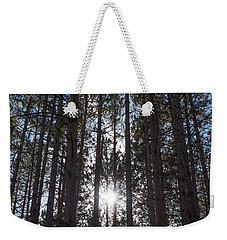 Towering Pines Weekender Tote Bag