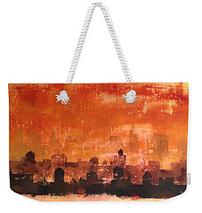 Towers And Tanks Weekender Tote Bag