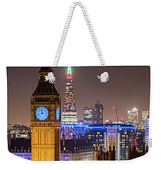 Towers Of London Weekender Tote Bag