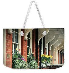 Townhouse Row - London Weekender Tote Bag