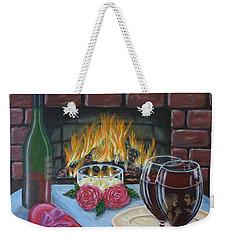 Toxic Romance Weekender Tote Bag