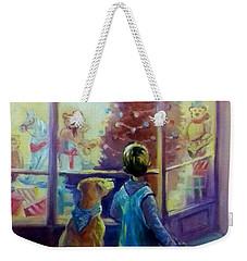 Toy Shop Weekender Tote Bag