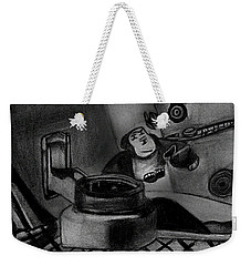 Toy Zoo Weekender Tote Bag