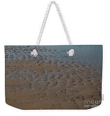 Traces Weekender Tote Bag