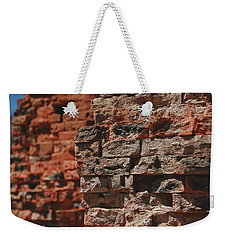 Traces Of Time Weekender Tote Bag