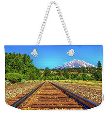 Tracking The Lemurians  Weekender Tote Bag