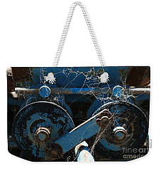 Tractor Engine IIi Weekender Tote Bag
