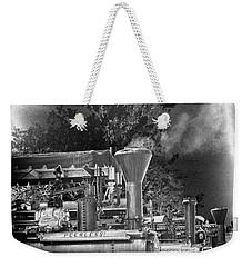 Tractor Row Weekender Tote Bag