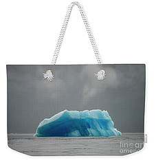 Iceberg - Tracy Arm Fjord Weekender Tote Bag