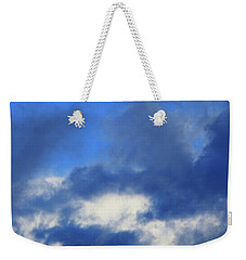 Trade Winds Weekender Tote Bag by Jesse Ciazza