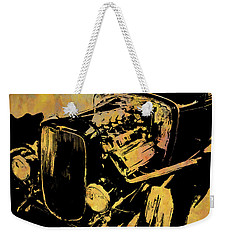 Traditional Hemi Rust Weekender Tote Bag