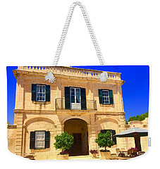 Traditional Menorcan Farmhouse Weekender Tote Bag