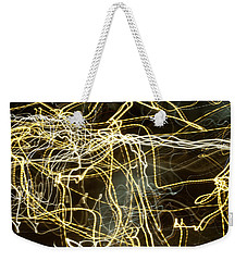 Traffic 2009 Limited Edition 1 Of 1 Weekender Tote Bag