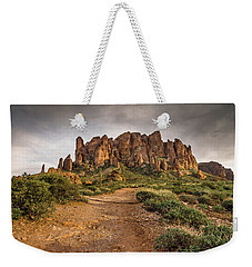 Trail To Superstitions 2 Weekender Tote Bag