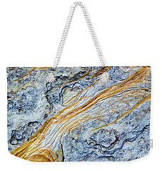 Weekender Tote Bag featuring the photograph Trailblazer by Tim Gainey