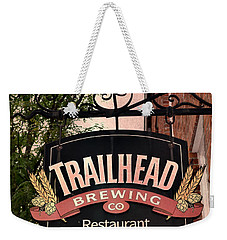 Trailhead Brewing Company Weekender Tote Bag