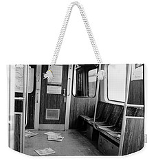 Train Car  Weekender Tote Bag
