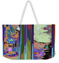 Train Ride 357 Weekender Tote Bag