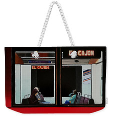 Train To El Cajon Weekender Tote Bag