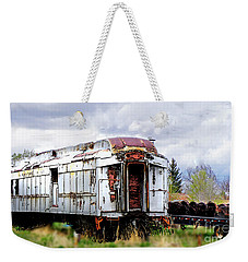 Train Tootoot Weekender Tote Bag
