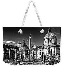 Trajan's Forum - Forum Traiani Weekender Tote Bag