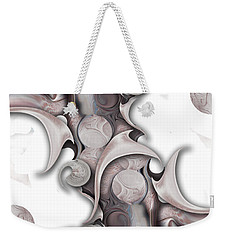 Trancendental Soul Of Innocence Weekender Tote Bag