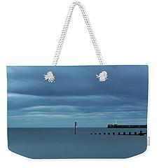 Tranquil Aberdeen Beach Weekender Tote Bag