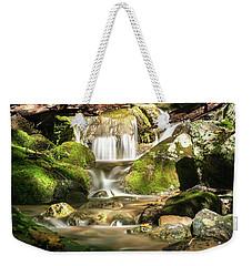 Tranquil Flow Weekender Tote Bag