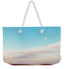 Tranquil Heaven Weekender Tote Bag by Betsy Knapp