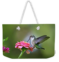 Tranquil Joy Weekender Tote Bag