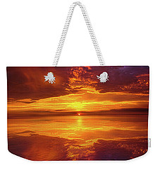 Tranquil Oasis Weekender Tote Bag by Phil Koch