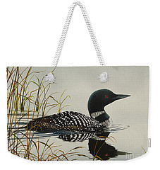Tranquil Stillness Of Nature Weekender Tote Bag