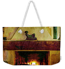 Tranquility Weekender Tote Bag by Al Bourassa