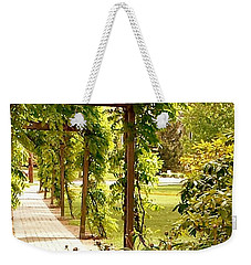 Tranquility Weekender Tote Bag by Becky Lupe