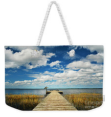 Tranquility Found Weekender Tote Bag