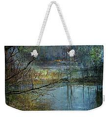 Tranquility Weekender Tote Bag by John Rivera