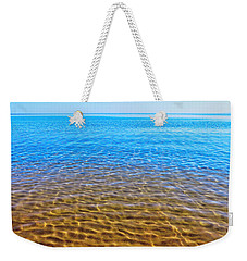 Weekender Tote Bag featuring the photograph Tranquility by Kathleen Sartoris