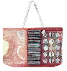 Trans Bound Weekender Tote Bag
