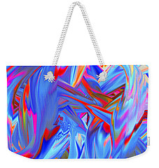 Trans Color Reality Weekender Tote Bag