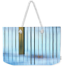 Weekender Tote Bag featuring the photograph Transcendental... by Nina Stavlund
