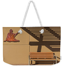 Weekender Tote Bag featuring the photograph Transcendental by Paul Wear