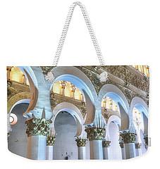 Transcept Weekender Tote Bag