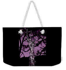 Transference Weekender Tote Bag by Danielle R T Haney